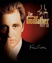 The Godfather Part III: It is not as Bad as Everyone Says