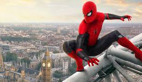 Spiderman - Far From Home Review. NowTV