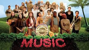 Sgt Pepper Album Cover Parody Beatles Horrible Hitories Movie Songs