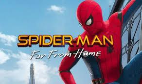 Spiderman MCU Marvel Disney