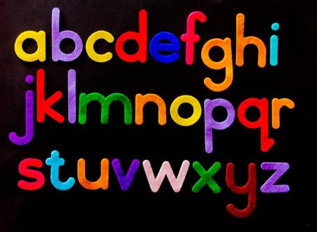 New Phonetic Alphabet