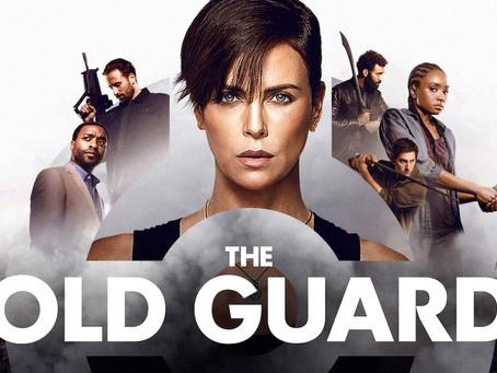 Netflix Review: The Old Guard Rohan Elliott
