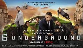 6 Underground:A Netflix Review