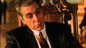 The Godfaather 3 Michael Corleone