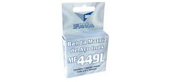 Cod. 449 Banda Matriz de Aço Inox