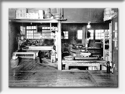 当時の厨房