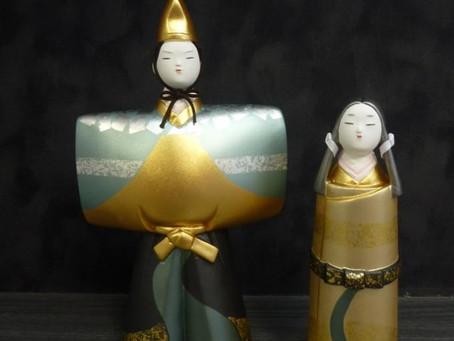 西頭哲三郎 博多人形展