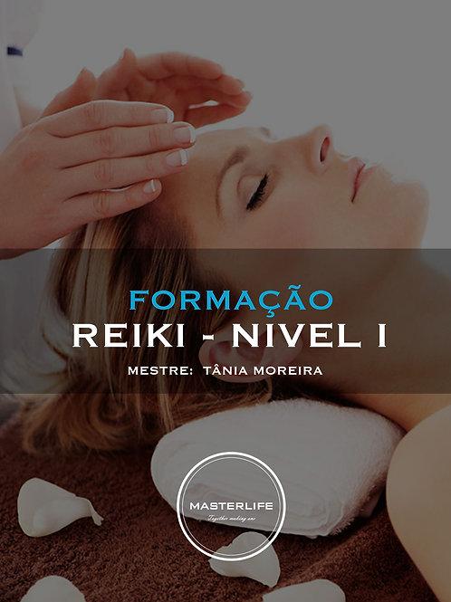 Formação de Reiki - Nível I