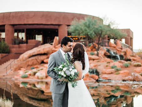 Southern Utah Wedding Venue: Entrada Country Club