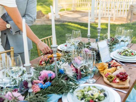 Southern Utah Wedding Catering Highlight: Maglebys