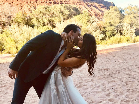 Zion Weddings: What you need to know about planning a wedding in Zion National Park