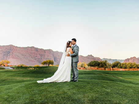 Patty + Addy's Destination Wedding: Zion National Park