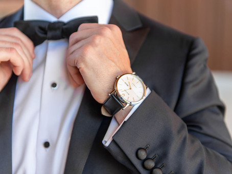 Tips for all the GROOMS-To-Be!