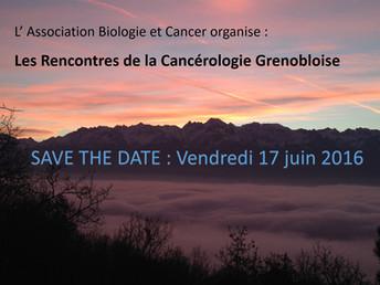 L'ABC organise les Rencontres de la Cancérologie grenobloise