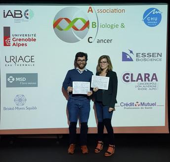 Félicitations aux Lauréats du prix de Thèse d'université (PhD)!