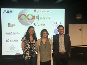 Félicitations aux Lauréats du prix de Thèse en Cancérologie !!