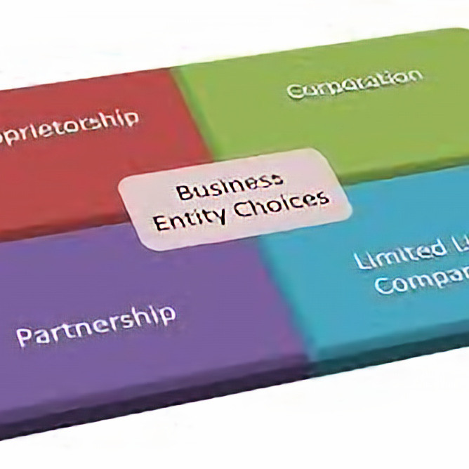 Choosing Your Business Legal Structure