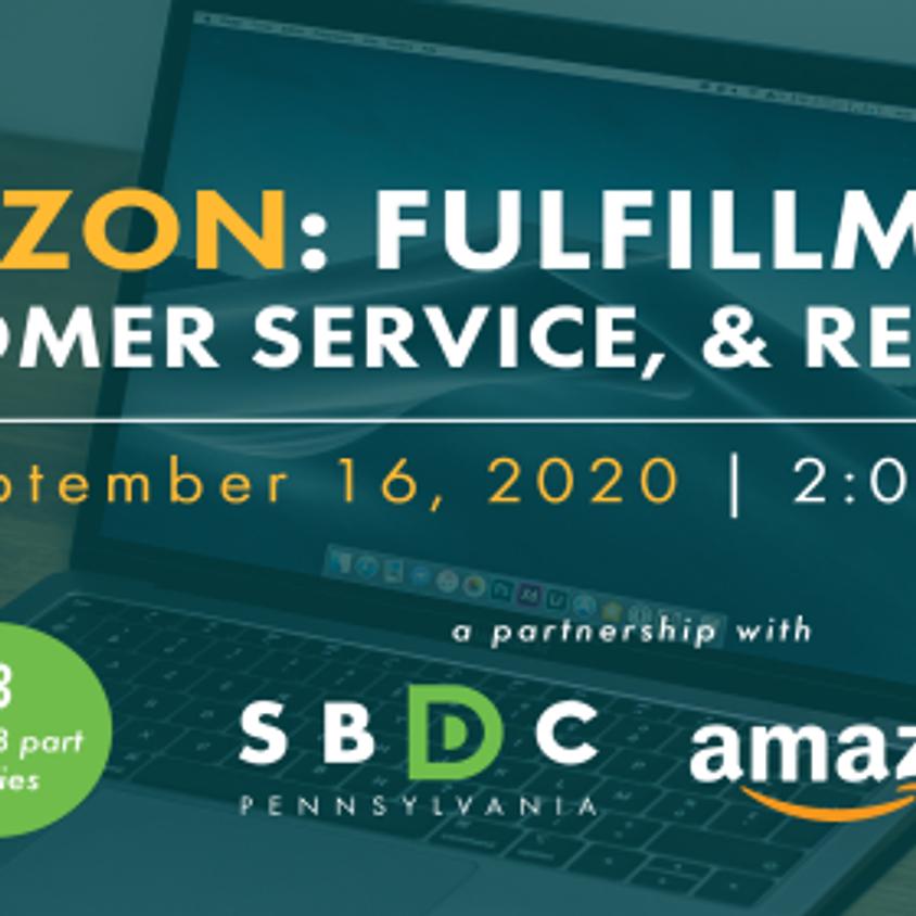 Amazon Fulfillment, Customer Service, and Reviews