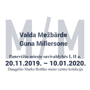 Panevėžyje atidaryta Daugpilio Marko Rothko meno centro menininkių paroda