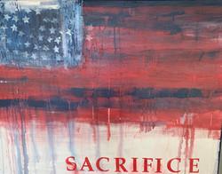 Sacrifice canvas