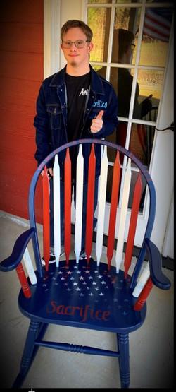 Sacrifice Chair 2