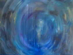 Jesus Nebula canvas
