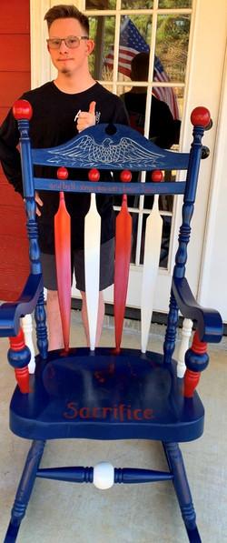 Sacrifice Chair 3