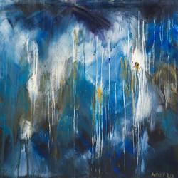 Heaven Invades Earth Canvas