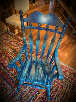 River of Life Chair