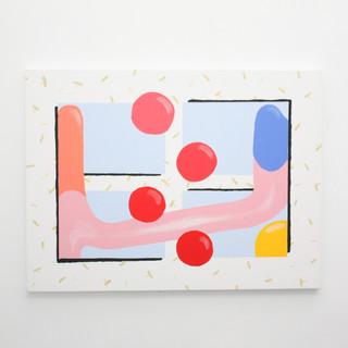 Abstract composition III