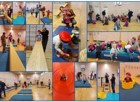 Pietengymles Ouder en Kind Gym
