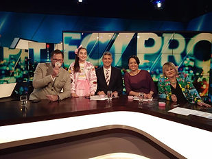 Slime Princess and The Project NZ hosts