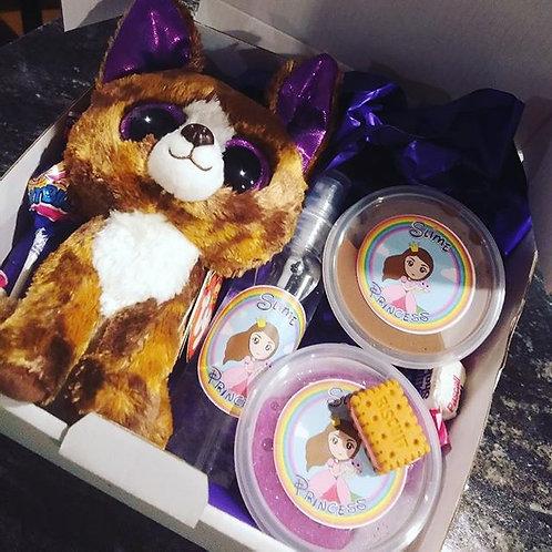 Slime Princess Choco-Doggie Box