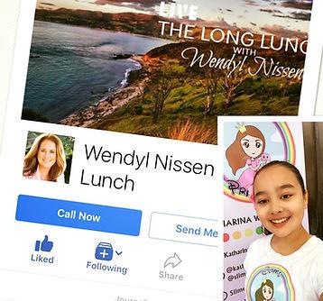 Wendyl Nissen Lunch and Slime Princess
