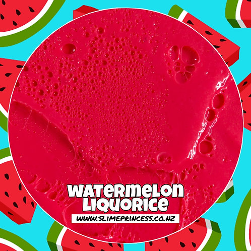 Watermelon Liquorice