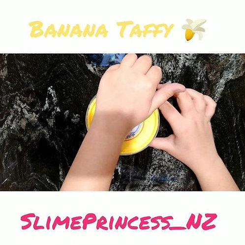 Banana Taffy