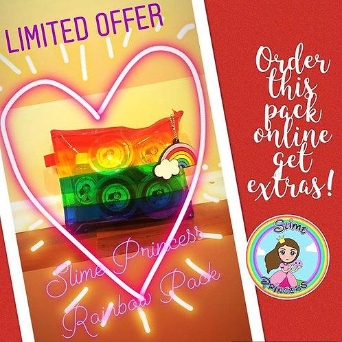 Slime Princess Rainbow Pack