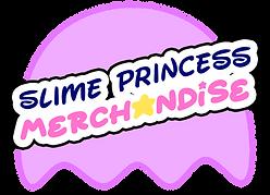 Slime Princess Merchandise Website.png