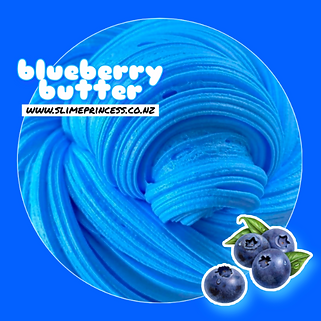 Slime Princess Slime - Blueberry Butter