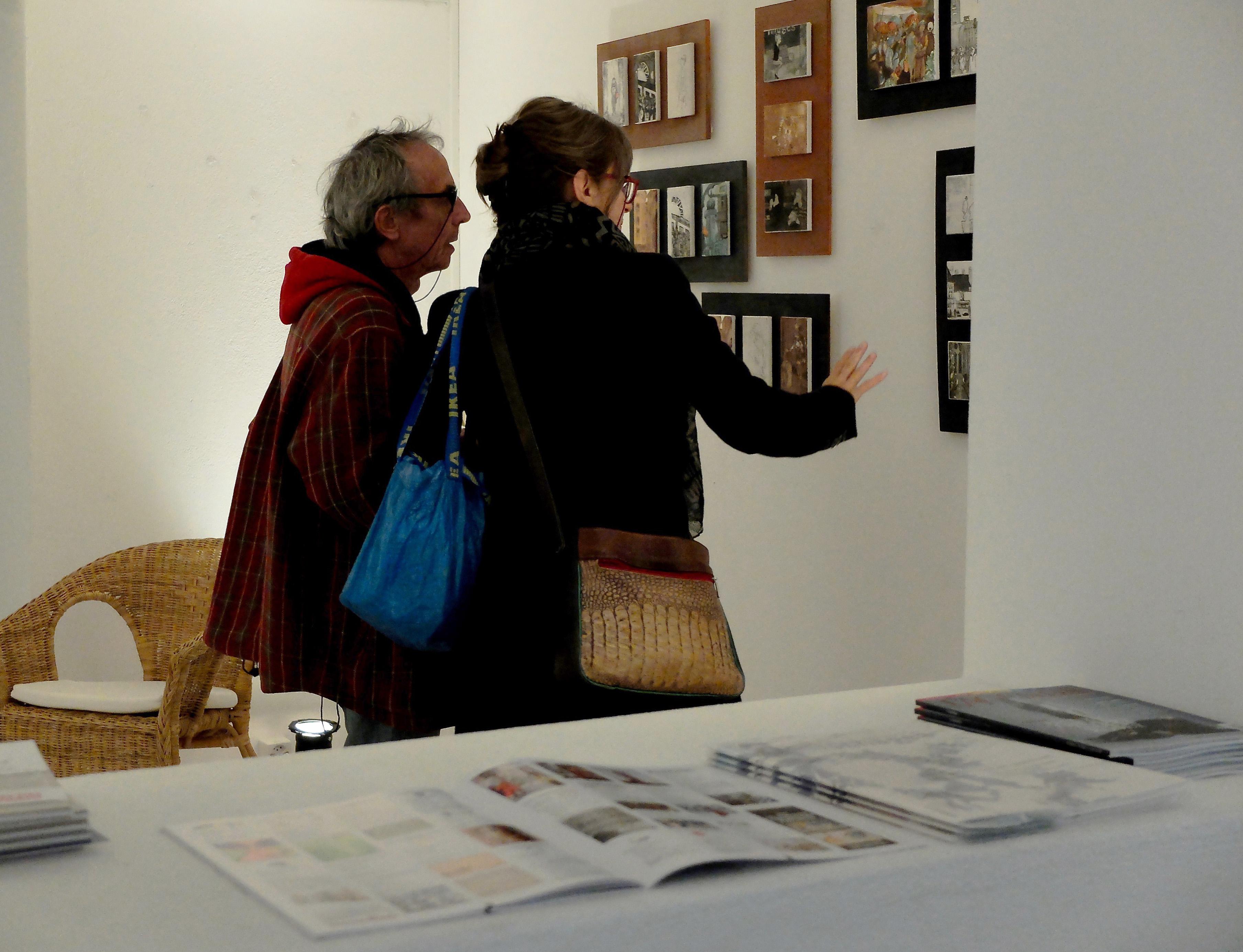 Atelier d'artiste – N. de Montmollin
