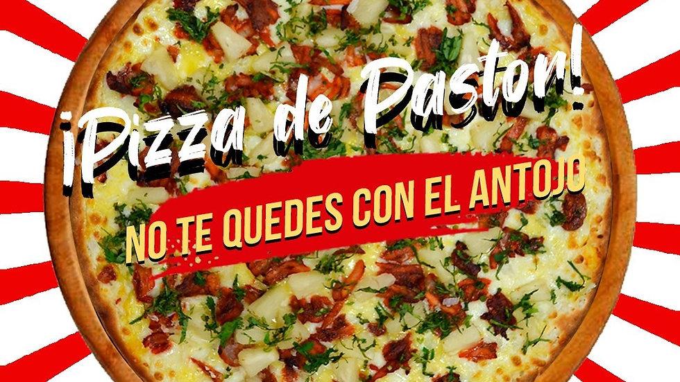 Pizza Pastor Grande