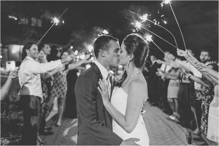 Let Sparks Fly: A Guide to the Sparkler Exit