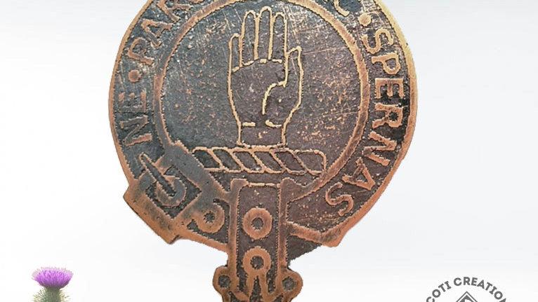 Clan Lamont Badge