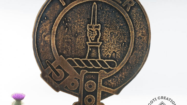 Clan MacAlister Badge