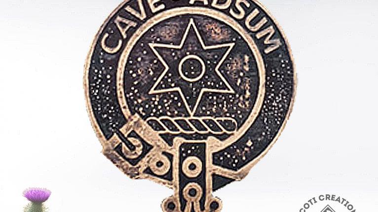 Clan Kirkpatrick Badge