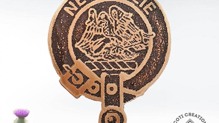 Clan Graham Badge, Scottish Clan