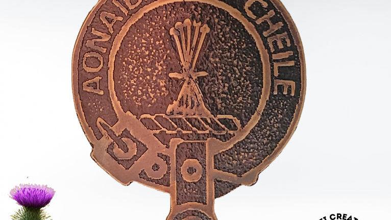 Clan Cameron Badge