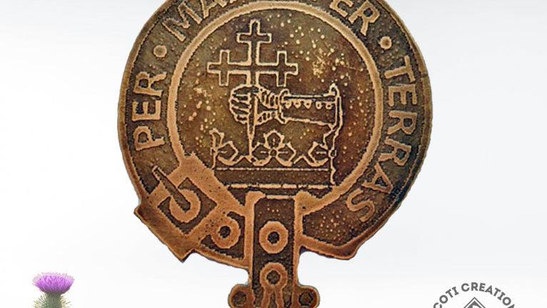 Clan Donald/MacDonald Badge