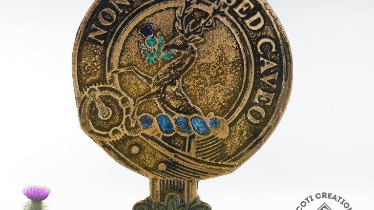 Clan Strachan Badge