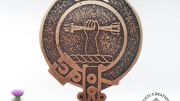 Clan Brodie Badge, Scottish Clan